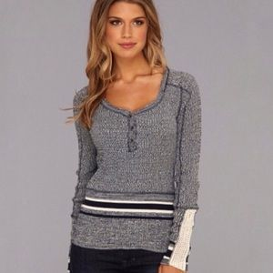 We The Free Knit Top M